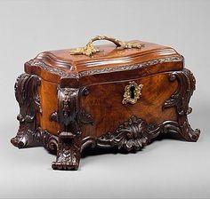 mid 1700s tea caddy - Google Search