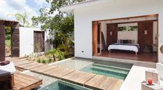 A 2-Bedroom Private Pool Villa at Ka'ana in Cayo, Belize
