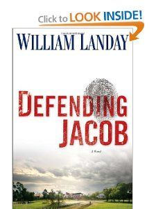 Defending Jacob: A Novel: by William Landay.  An engrossing story - courtroom drama meets family drama - how far would a parent go to defend their son? It's also a great audio book by one of my favorite narrators, Grover Gardiner.  Highly recommended!