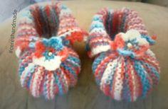 Sapatinhos de bebês www.facebook.com/cereshandmade