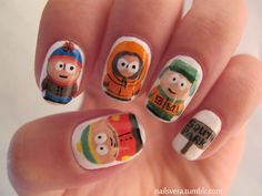 My boys would love this. I don't like South Park but this is a really good image