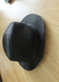 Černý dámský klobouk. Katuselinka · Vinted 65f6b070f3