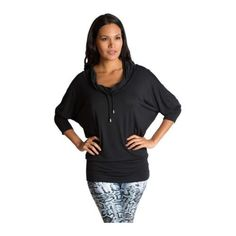 Women's Be Up Cowl Neck Jacket (US Women's (Wms Size 0-2))