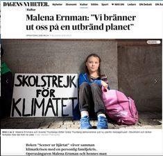 PR-spinnet bakom Greta Thunberg   Rebecca Weidmo Uvell Think Tank, Greta, Global Warming, Karate, Earn Money, Tiger, How To Plan, Tack, Join