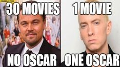 Funny pictures about The Oscars Are Really Unfair With Leo. Oh, and cool pics about The Oscars Are Really Unfair With Leo. Also, The Oscars Are Really Unfair With Leo photos. Eminem Funny, Eminem Memes, Eminem Rap, Rap History, History Memes, Trinidad James, Ace Hood, Mark Wahlberg, Orlando Bloom