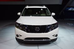 2015 Nissan Pathfinder New Design and Options