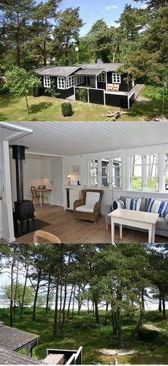 Amalie loves Denmark Ferienurlaub auf Bornholm - Ferienhäuser in Badestrandnähe