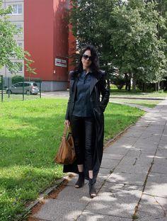Fox Fur Coat, Chic, Fun, Style, Fashion, Leather, Shabby Chic, Swag, Moda