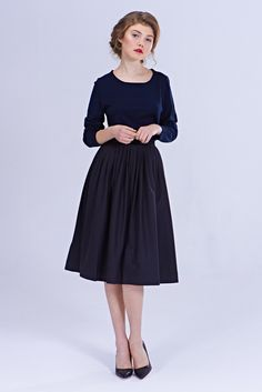 Made to measure Grace skirt | Mrs Pomeranz