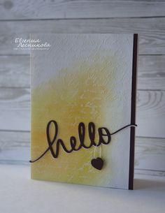ОСЕННИЙ CAS-МАРАФОН: ЭТАП IV - ИТОГИ Simple, Cards, Decor, Decoration, Maps, Decorating, Playing Cards, Deco