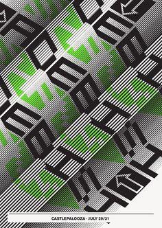 rory bradley - typo/graphic posters