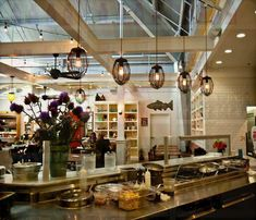 Kitchen Door restaurant in Napa Valley- cool interiors,  check out food reviews