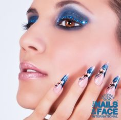 Miss Nails and Face promo