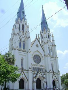 "The Cathedral of John the Baptist in #Savannah, #Georgia made TripAdvisor's list of ""Top 25 Landmarks in the World!"""