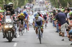 Elite men's road race Gallery: Countered by #CalebEwan!