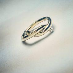 Double #bling #diamonds #jewelry #custommade #ring #blingbling #jewellery Heart Ring, Diamonds, Bling, Jewellery, Instagram Posts, Gold, Jewel, Jewels, Schmuck