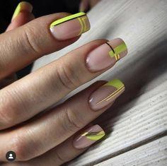 Pink Nails, Gel Nails, Acrylic Nails, Gel Manicures, Chevron Nail Art, Long Square Nails, Dipped Nails, Minimalist Nails, Dream Nails