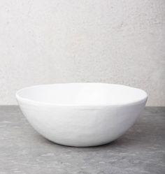 UNC - Urban nomad Bowl - White - diameter 19 x 8 cm - Bowls