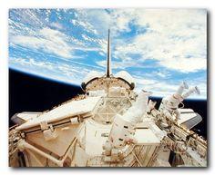 NASA Space Shuttle Doors Open Science Motivational Wall D... https://www.amazon.com/dp/B00IVEPAFM/ref=cm_sw_r_pi_dp_x_8VfEyb7TYRPAC
