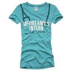 Greys anatomy merch tshirt mcdreamy intern is me