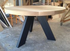 Zeally Bay Custom Dining Table MelbournejpgTimber Dining