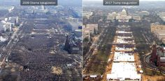 Who created the rift between the administration and the C.I.A.? How many people were at the inauguration? Did it pour or did it drizzle? The facts (really)