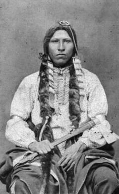 Red Blanket,Cheyenne.1880