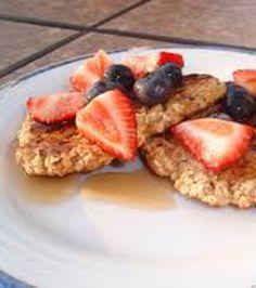 Instant Oatmeal Pancake