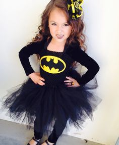Birthday outfit ideas for women fall tutus 47 ideas Bat Costume, Cute Costumes, Super Hero Costumes, Girl Costumes, Diy Batgirl Costume, Batman Costume For Girls, Girl Superhero Costumes, Batman Girl, Father's Day