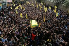 Mustafa Badreddine, Hezbollah Military Commander, Is Killed in Syria - The New York Times