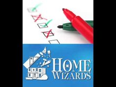 After Christmas Organization Checklist - Home Wizards Radio Clip A clever and easy guide to make sure everything in your home is ship shape post-holidays!