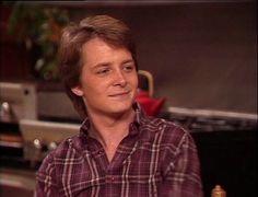 Michael J-Fox my favorite person in the whole Alex P Keaton, Jonathan Lipnicki, Stuart Little, Geena Davis, Michael J Fox, Bttf, Hugh Laurie, Marty Mcfly, Back To The Future