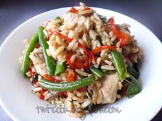 The Way I Cook: Thai Style Chicken and Basil Fried Rice