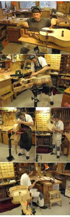 Luthiers Workshop :: Per Hallgren - Sweden    http://theluthiersworkshop.blogspot.ca/2012/01/per-hallgren-sweden.html