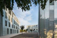 Université de Provence in Aix-en-Provence Entension by Dietmar Feichtinger Architects