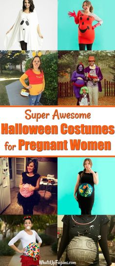 Pin by QueenieJeannie Dunn on Happy Halloweenie Pinterest - funny pregnant halloween costume ideas