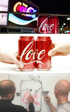 New Limited Edition Coca-Cola Love Cans For Marriage Equality