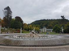 Spa Marianske Lázne, Czech republic