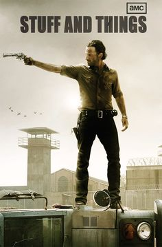 Character poster: Rick Grimes