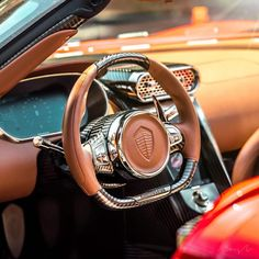 •Koenigsegg Regera Interior• #carbonfiber_junkie #carbonfiberjunkie