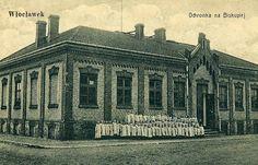 Ochronka na Biskupiej 1900-1910