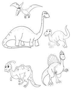 Coloriage Point A Point A Imprimer Dinosaure Gratuit Et Colorier 3
