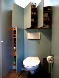 JAIME --> le design des meubles, plein de rangements JE NAIME PAS --> couleurs des placards