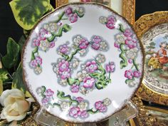 Royal Albert Tea Cup and Saucer May Blossom Pattern Teacup | eBay