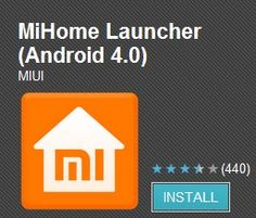 GeekyAndroid.com - Best android rom MiUi now available in Google Play - Theme your android device with MiHome Launcher that adds upto 10 screens that can be individually configured