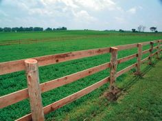 Posting Done the Right Way - Get the Proper Posts for Your Horse Fencing