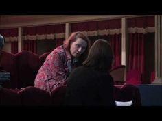 Hablamos de danza con Olga Mesa sobre el escenario del Teatro Campoamor.