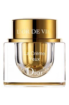 Dior 'L'Or de Vie' Eye Creme available at #Nordstrom