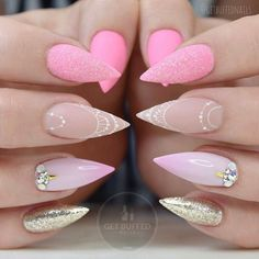 Pinkies   IM BACK!!  @gfa_australia NU14/CA901/GF28  @uglyducklingnails fufu pink/matte top  @kiaraskynails two faced pink ❤️