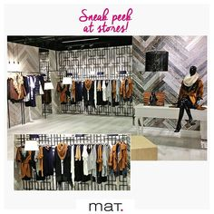 Η μέρα ξεκίνησε με επίσκεψη στο #matfashion κατάστημα του Smart Park! Αγαπάμε το συνδυασμό καμηλό-λευκό-μαύρο που κυριαρχεί στο χώρο! Εσύ; #mat_SmartPark #fallwinter16 #collection #fashion #trends #SmartPark #Spata #shopping #ootd #inspiration